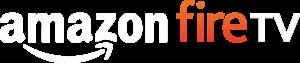 white-amazon-fire-tv-logo